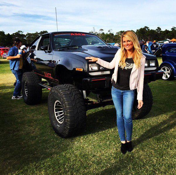Well this is one way to customize an #AMX! Time to hit the trail! #EmeraldCoastCruizin