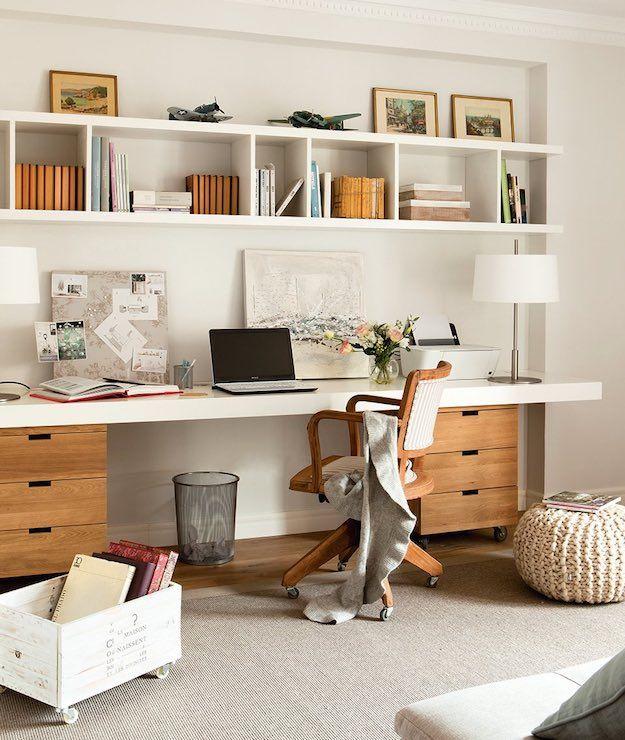 Best 25+ Living room desk ideas on Pinterest Study corner - desk in living room