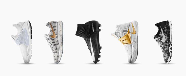 Kreiere deinen eigenen Beamie-Look: Gestalte deine eigenen Schuhe, Bekleidung und Accessoires auf NIKEiD.