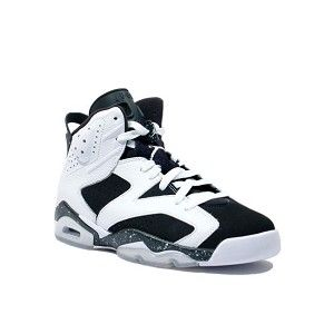 We are offering the cheapest air jordan shoes with high quality! Air Jordan 6 VI Retro Shoes - Oreo White Black is one of them, only $53.66. So buy it from our site www.jordansale2013.com.