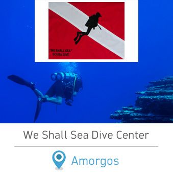 We Shall Sea Dive Center in Amorgos island. #scubadiving #greece #dreamingreece #amorgos #greekislands #dive #wateractivities #watersports #holidays #vacations