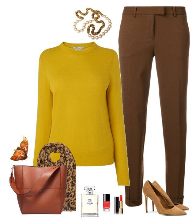 """""""Just for Me"""" by carolannstyle on Polyvore featuring Alberto Biani, Mother of Pearl, Chanel and Accessorize"""