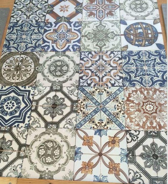 Yurtbay Nikea Decorative Tiles Are At Tiledealer Co Uk
