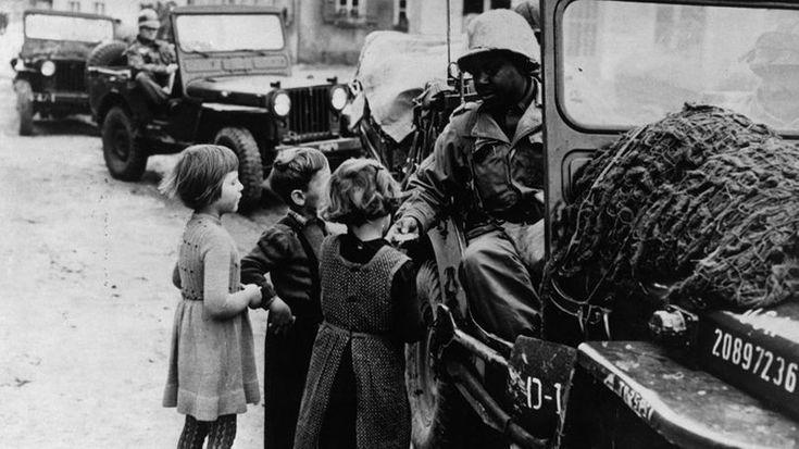 """Zeitzeugen der Nachkriegszeit: """"Es hat keine 30 Sekunden gedauert, bis ich dem Führer untreu wurde"""" - SPIEGEL ONLINE - einestages"""