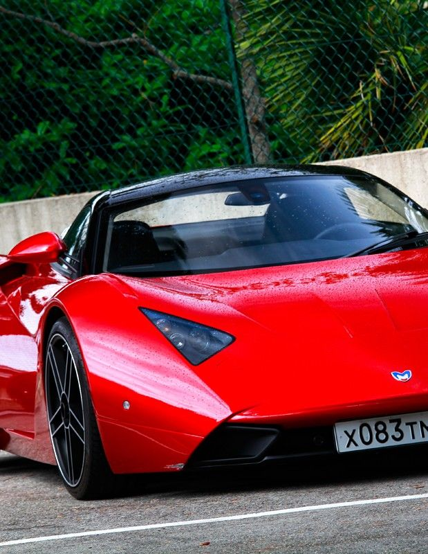 17 Best images about Russian Car Marussia on Pinterest ...