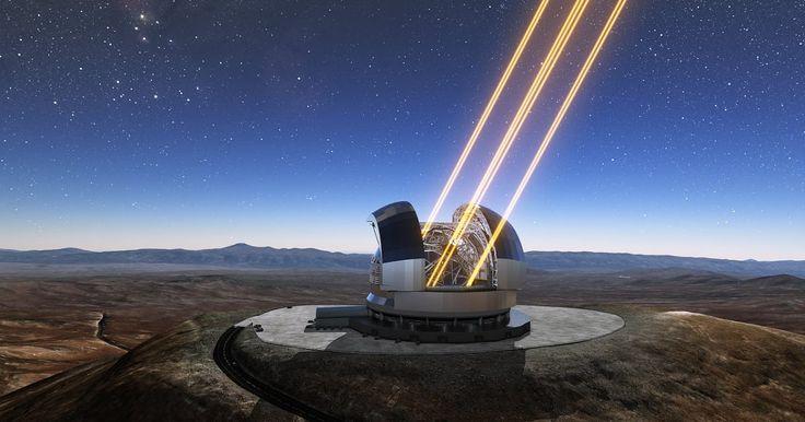 Στη Χιλή το μεγαλύτερο τηλεσκόπιο του κόσμου #ΤΕΧΝΟΛΟΓΙΑ