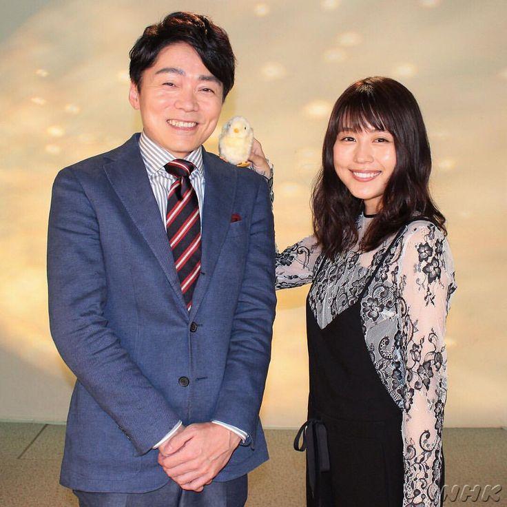 「あさイチ」放送中には間に合いませんでしたが、「おはよう日本」の高瀬耕造アナウンサーが有村架純さんとご対面!有村さんに「ひよっこ」愛を熱く語っていました。 #有村架純 #高瀬アナ #おはよう日本 #朝ドラ #ひよっこ