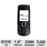 Nokia 1661 Unlocked Phone with FM Radio and Speakerphone - US Warranty - Black (Wireless Phone Accessory)  #Nokia