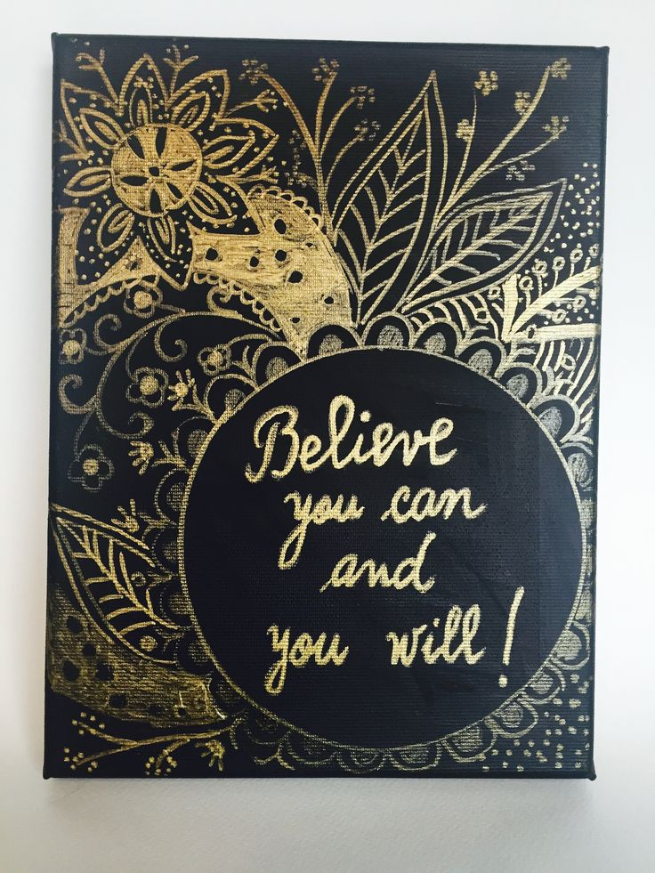 Upcycled canvas. Quotes that we like. Handmade by Lukico