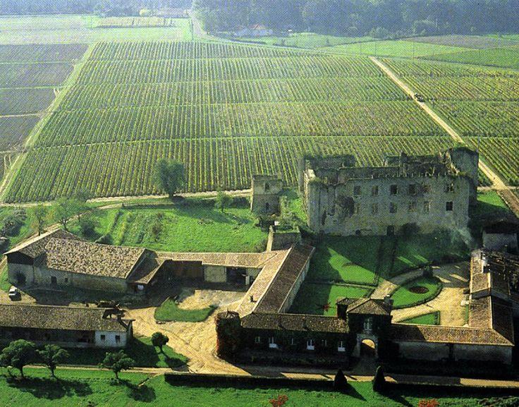 Chateau De Fargues
