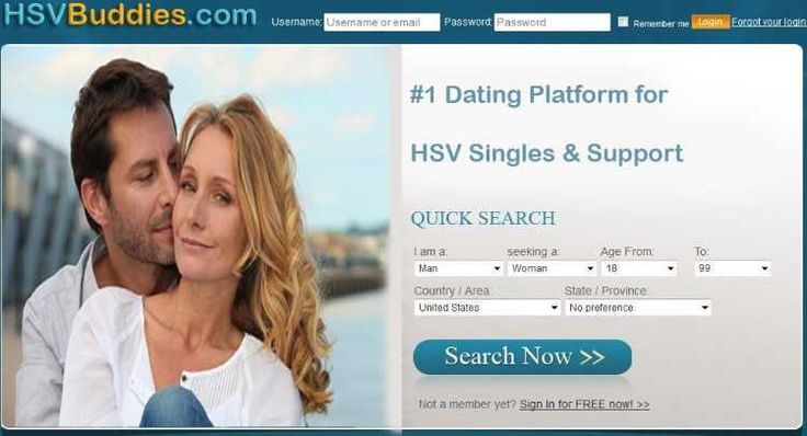 Hsv dating sites canada