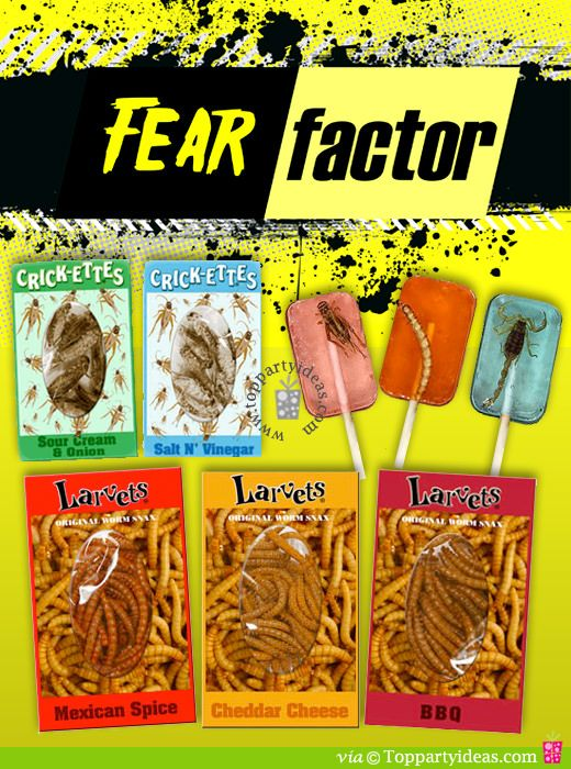 Fear Factor Moments   Hag Fished - YouTube  Fear Factor Worms