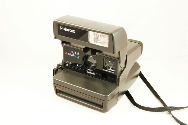 Polaroid 636 - 262168818534 http://r.ebay.com/W8H7rL vía @ebay @petitsencants  #PetitsEncantsBCN #ebay #Brocanter #Oddities #Antiques #retro #Vintage #fotografía #photography #Lomography #photo #loopneo #loopneostudio #Polaroid #instant