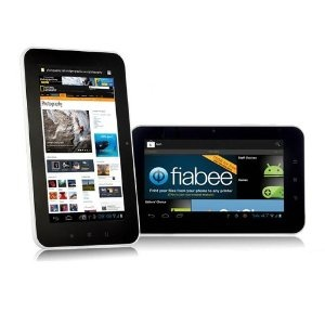 """7"""" Capacitive A10 Tablet PC Android WiFi MID Allwinner [by TabletExpress]"""