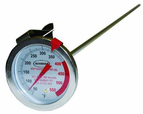 Butterball 6-Inch Thermometer by MasterBuilt. $7.84