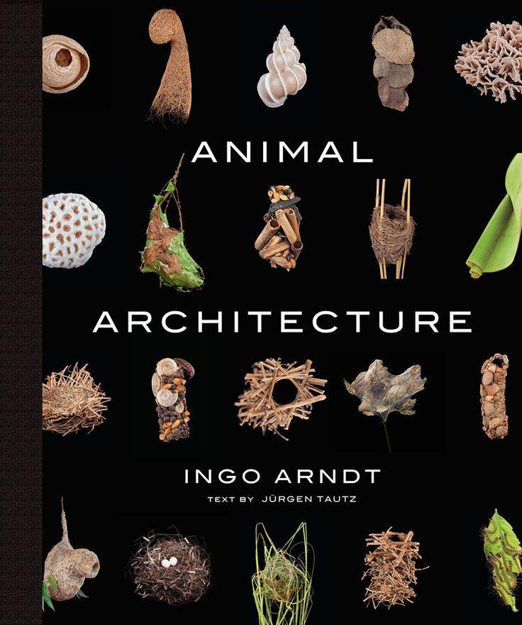 Animal Architecture by Ingo Arndt, Jurgen Tautz, Jim Brandenburg #Books #Biology #Animals