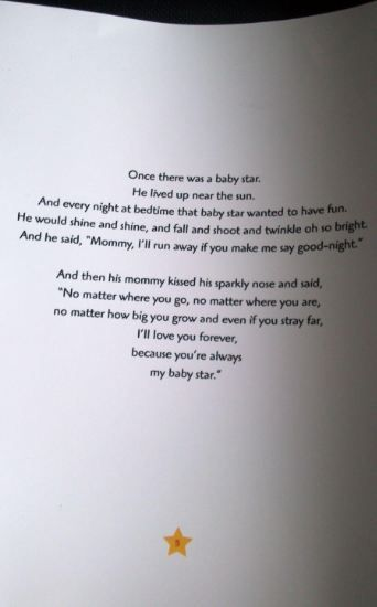 Agent JJ Jareau read her son Henry Bedtime For Baby Star in Criminal Minds episode.
