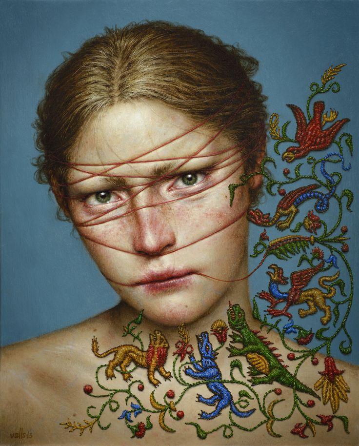 Dino Valls  es un reconocido pintor español (Zaragoza, 1959) cuyo estilo figurativo entronca con el clasicismo renovador de muchos de lo...