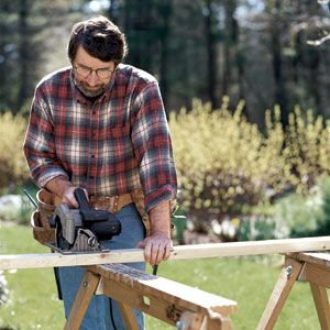 This Old House - tips on buying, using, and protecting your circular saw.  Includes different types of circular saws for power (side-winder versus worm driven) and trim work (smaller blades).