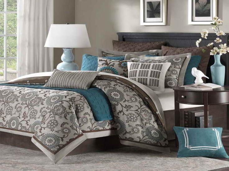 Best 25 Brown Bedroom Decor Ideas On Pinterest: Top 25 Ideas About Grey Brown Bedrooms On Pinterest