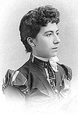 Josephine Sarah Marcus 'Josie' Earp Third Wife of Wyatt Earp