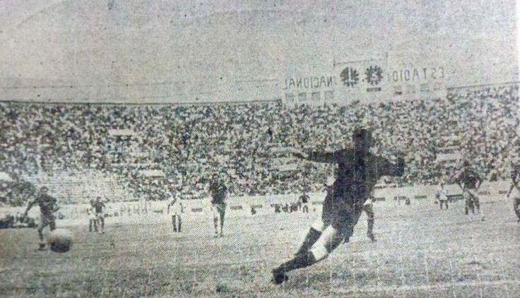 Perú - Eliminatorias 1966 - debut: 1-0 vs Venezuela (Estadio Nacional)