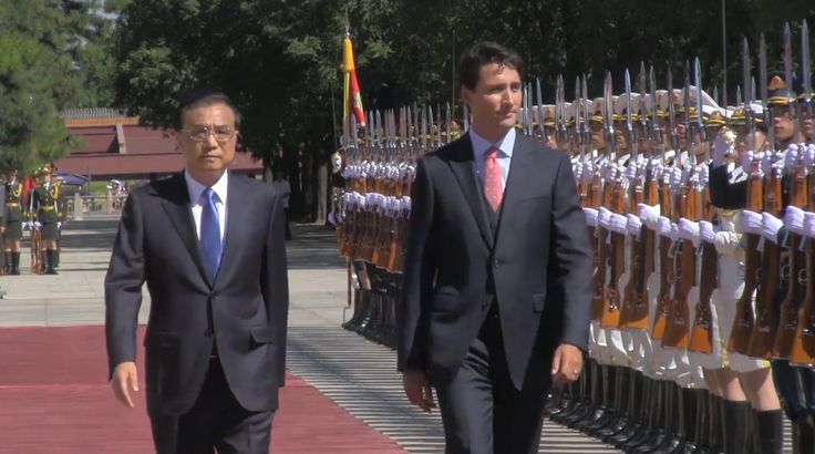 Trudeau and Chinese premier explore possible free trade deal | LinkedIn