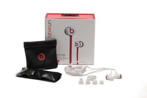Beats by Dr. Dre urBeats White Wired In Ear Headphones ... |Urbeats White