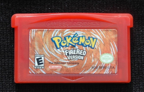 Pokemon FireRed Version Nintendo Game Boy Advance 2004 Authentic 045496461409 | eBay Buy Now