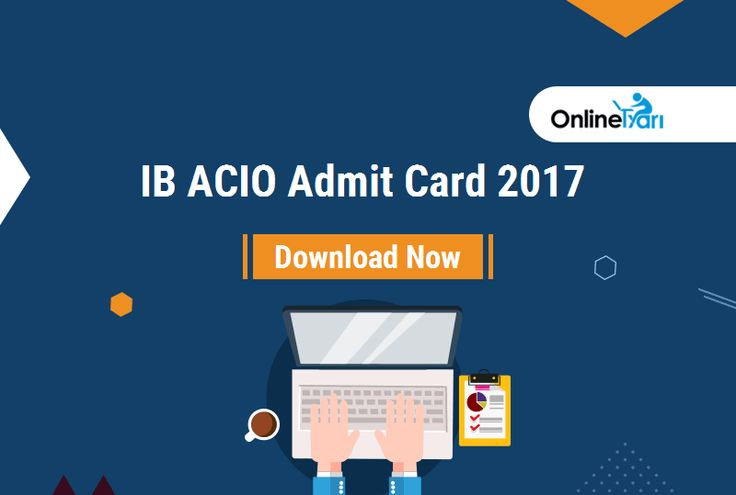 Download #IBACIO Admit Card 2017: The Recruitment Examination for IB ACIO will be conducted on 15th October. As of now, The Ministry of Home Affairs has officially released the exam call letter for IB ACIO Grade II Examination and the candidates who've submitted their application form can now download it.: https://buff.ly/2xTUY1j #Onlinetyari #freemocktest