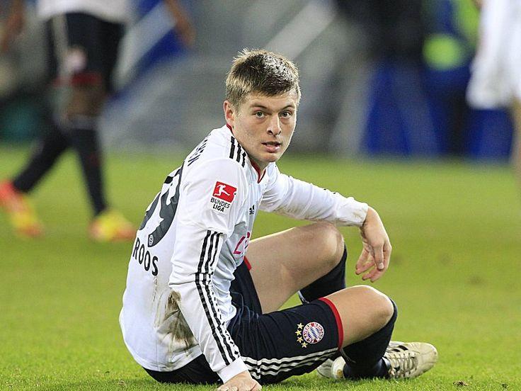 Geht ausgeruht und nur noch leicht verschnupft ins Spiel gegen Werder: Toni Kroos. 02.12.11