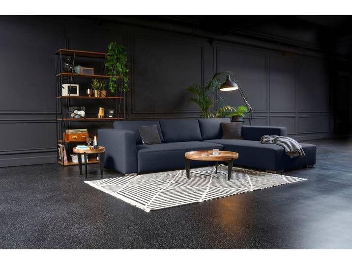 Tom Tailor Eck Sofa Heaven Style Xl Blau Komfortabler Federkern Outdoor Furniture Sets Furniture Home Decor