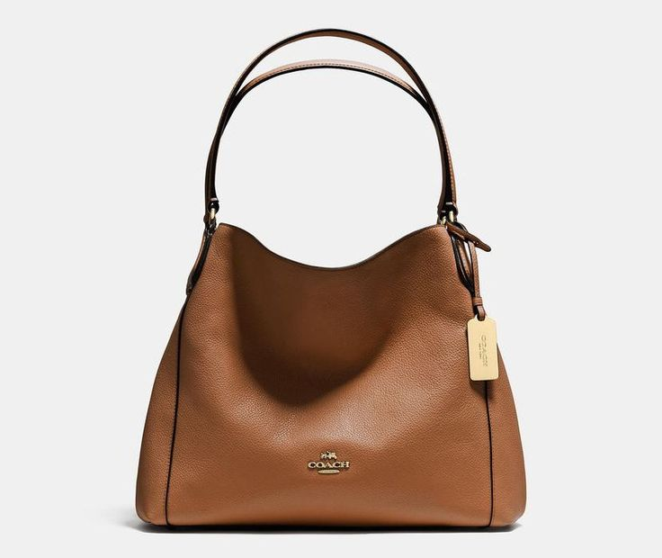 EDIE SHOULDER BAG IN LEATHERSTYLE