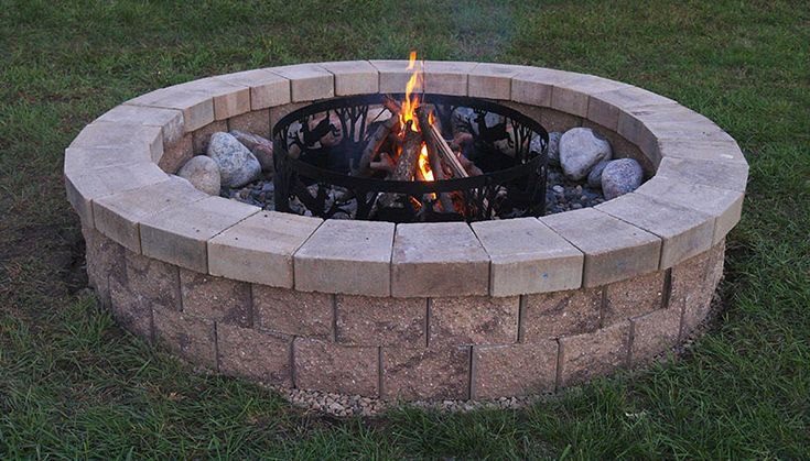How To Plan For Building A Fire Pit: 99 Best How To Videos Images On Pinterest