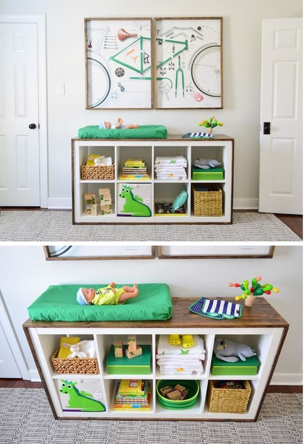 25 Best Ideas About Baby Changing Tables On Pinterest