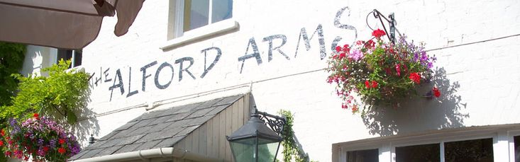 The Alford Arms, Frithsden - Home