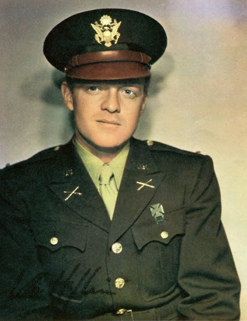 Van Heflin served in WWII as a combat cameraman in the Ninth Air Force in Europe and with the First Picture Unit.