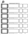 STORYBOARD TEMPLATES.