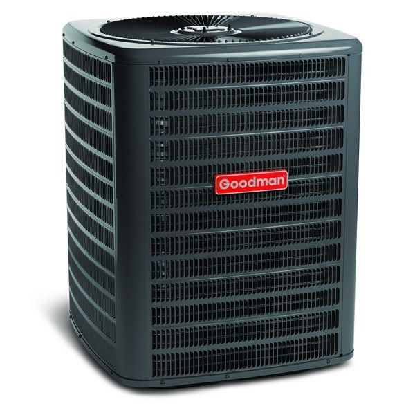 Goodman 2 Ton Two Stage 16 SEER Heat Pump Air Conditioner Condenser