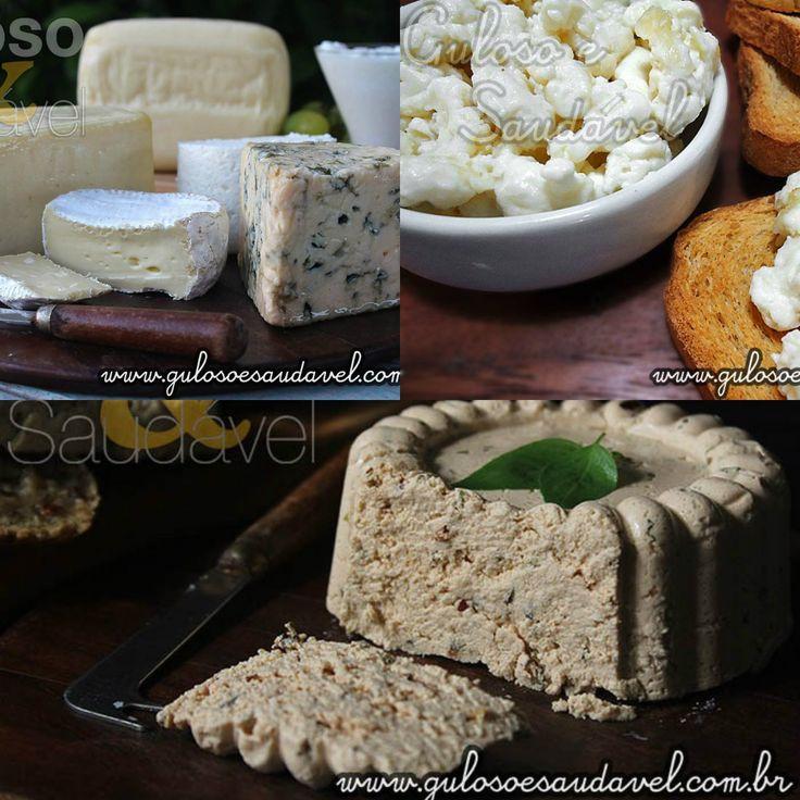 Receitas Deliciosas, Saudáveis e Fáceis com Queijos
