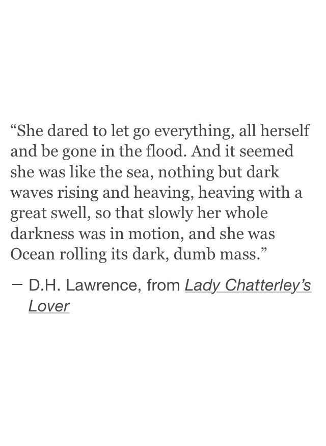 D.H. Lawrence//