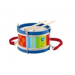 ♥ Sevi Music Kids Toy Girls Boys Drum Musical Instrument Wooden Quality Gift ♥