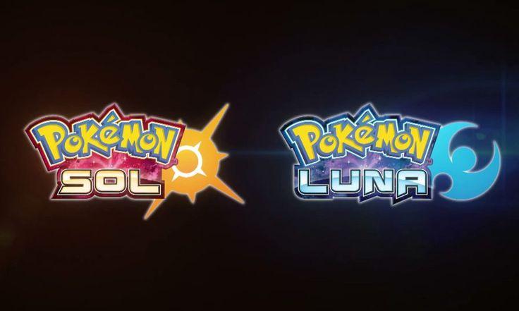 E3 2016 Nintendo desvela tres nuevos Pokémon de Pokémon Sol y Luna