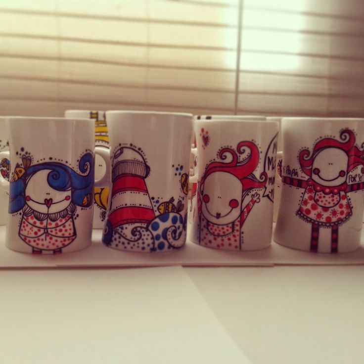 www.caperucitazul.com https://www.facebook.com/Caperucitazul http://www.margaritarosaespinosa.blogspot.com.es/ #tazas #bonitas #handmade