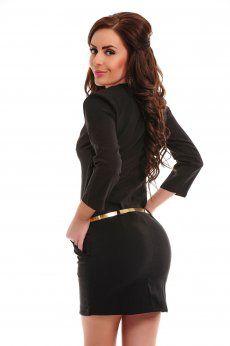 Rochie PrettyGirl Special Look Black
