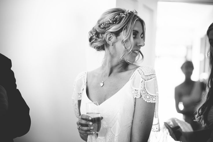 Teresa and James // Eve Gown // Ireland  #ruedeseine #younglove #evegown