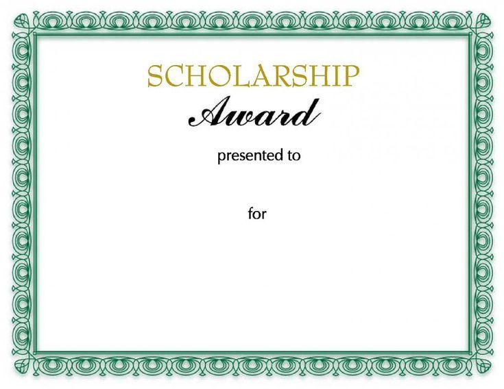 Scholarship Certificate Template SCHOLARSHIP CERTIFICATE TEMPLATES - fresh free printable sunday school promotion certificates