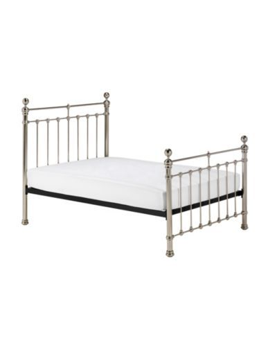 Castello Pewter Bedstead | M&S