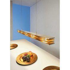 Popular Spektakul re flammige LED Pendelleuchte dimmbar Ein toller Anblick ber dem Esstisch oder im