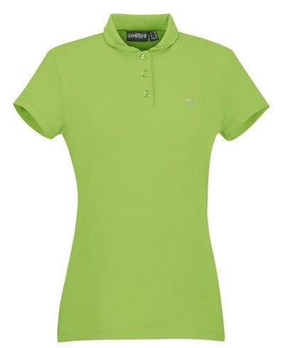 Polo de golf Chervo APRES para mujeres. Fabricado con tejidos de la mejor calidad, 92% Polyamida y 8% Elastano.